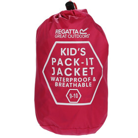 Regatta Pack It III Jacke Kinder cabaret